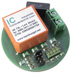IC T4L-LED push button modul